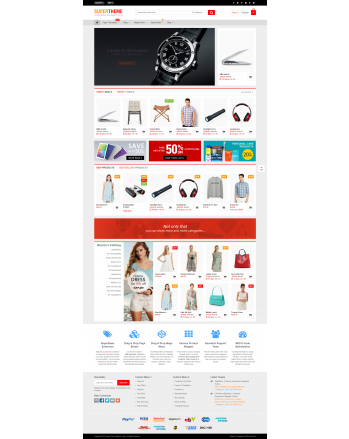 SUPERTHEME-MULTIPURPOSE THEME